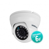 Camera Dome Infra Red Indoor Vmd 1120 Ir 20 2,6 Mm Geracao 4 Intelbras