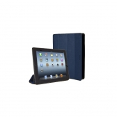 Capa Book Cover Ipad Air Microfolio Xtrememac Azul