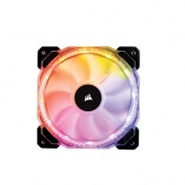 Cooler P/ Gabinete Hd120 120Mm Pack Com 3Un Led Com Controlador Corsair