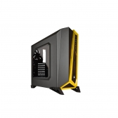 Gabinete Atx (S/fonte) Gamer Carbide Series Spec Alpha Preto/amarelo Corsair