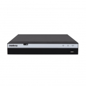 Gravador Dvr Stand Alone 08 Canais Mhdx 3008 Intelbras Multi-Hd