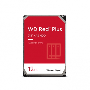 HD INTERNO 12TB WESTERN DIGITAL RED SATAIII 256MB WD120EFAX