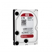 Hd Interno 4Tb Western Digital Red Sataiii 64Mb Wd40Efrx