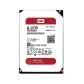Hd Interno 8Tb Western Digital Red Sataiii 128Mb Wd80Efzx