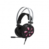 Headset Gamer Usb 7.1 Vulture Ph-G710Bk Preto C3Tech