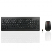 Kit Teclado E Mouse Wireless Lenovo Essential (Sem Bateria) 4X30M39463