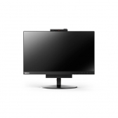 Monitor Lenovo Tiny In One 21.5 Ips Full Hd Multi-Touch - Display Port 1.2 / Webcam 2Mb /  Aj Altura / Pivot / Mult