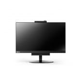 Monitor Lenovo Tiny In One 23.8 Ips Full Hd - Display Port 1.2 / Webcam 2Mb /  Aj Altura / Pivot - 10Qypar1Us