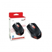 Mouse Optico Gamer Usb X-G200 Preto Genius