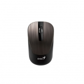 Mouse Optico S/fio Nx-7015 Blueeye Preto/chocolate Genius