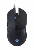 Mouse Óptico Usb Gamer G260 Preto Hp