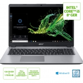 Notebook Acer A515-52-56A8 Intel Core I5 8265U 8Gb Ssd M.2 Sata 128Gb + Hd 1Tb 15,6