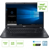 Notebook Acer A515-52G-58Lz Intel Core I5 8265U 8Gb 1Tb 15,6