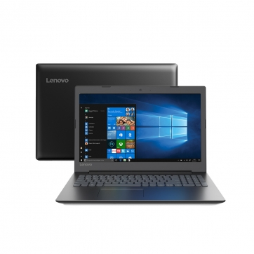 NOTEBOOK LENOVO B330-15IKBR INTEL CORE I3 7020U 4GB 500GB 15.6 WINDOWS 10 HOME PRETO