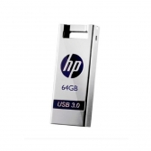 Pen Drive Usb 3.0 64Gb X795W Prata Hp