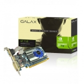 Placa de Video Galax Geforce Gt 710 2Gb Ddr3 64 Bits Dvi/hdmi/vga - Pcie 2.0 - 71Gph4Hxj4Fn