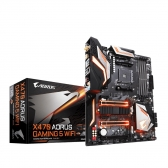 Placa Mae Gigabyte X470 Aorus Gaming 5 Wifi - Ddr4 - Ryzen Am4