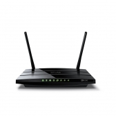 Roteador Dual Band  Wifi 1200Mbps  2,4/5Ghz Simultaneo Giga C/usb Tp-Link   Ac1200 - Archer C5