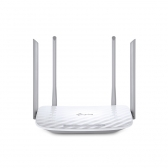 Roteador Dual Band Wifi Ac 1200 2,4/5Ghz  Checkin Facebook  Tp-Link - Archer C50
