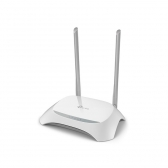 Roteador Tp-Link Wifi N 300Mbps - Tl-Wr840N<W> Preset
