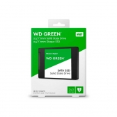 Ssd Wd 240Gb Green Sata3 2.5 7Mm Wds240G2G0A