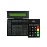 Teclado Programavel Gertec Tec 55 Display Usb