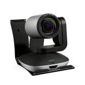 Web Cam Full Hd 1080P Para Video Conferencia Group Preto Logitech