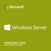 Windows Server Essentials 2016 64B Bra Coem Licenca - Compos